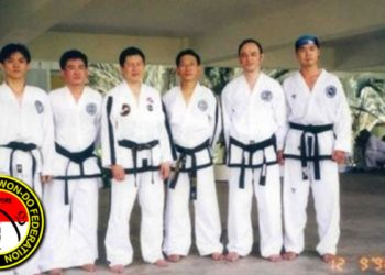 founder taekwondo sir michael pang