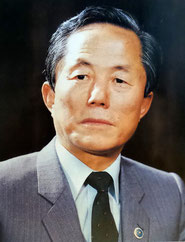 Founder Of Taekwon-Do General Choi Hong Hi